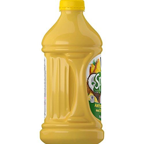 Amazon.com : V8 Splash Pineapple Coconut, 64 oz. Bottle (Pack of 6) : Grocery & Gourmet Food