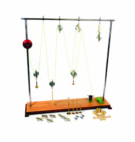 American Educational Large Pulley Demonstration (Axle Hanger Triple)