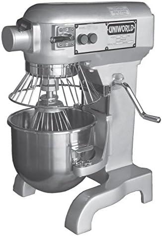 Uniworld 10QT Commercial Stand Mixer