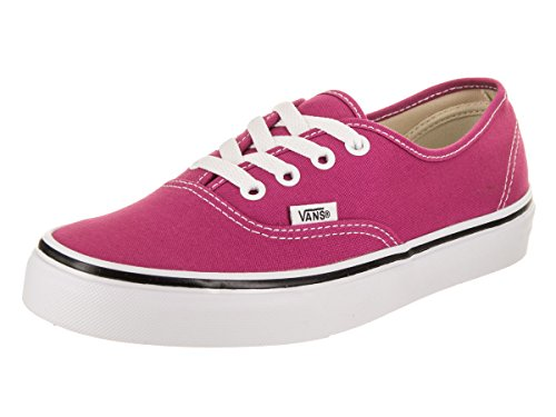 Vans Unisex Authentic Skateschuh Sehr / Berry / True / Weiß