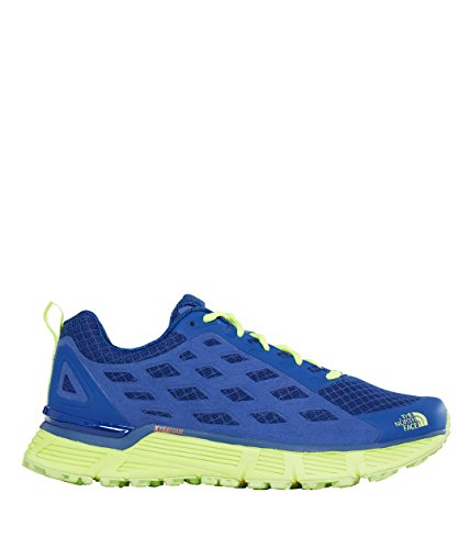 The North Face Endurus TR, Scarpe da Fitness Uomo Blu (Bright Blue/Dayglo Yellow 4cu)