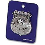Police Badge - Metal