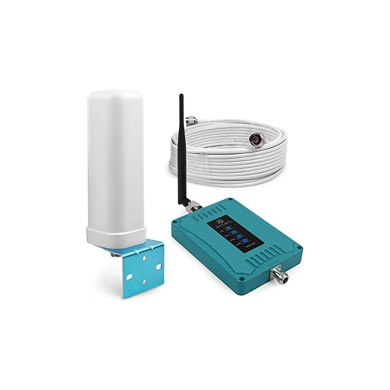 Cell Phone Signal Booster Kit for All Ca