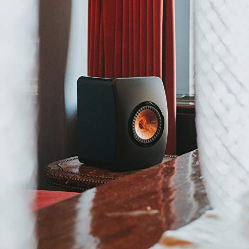 KEF Mini Monitor - High Gloss Black