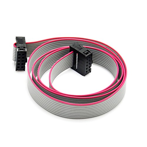 70CM 10 Pin USBISP JTAG AVR Download wire for Arduino - Gikfun EK1282