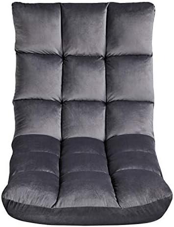 Topeakmart Floor Folding Sofa