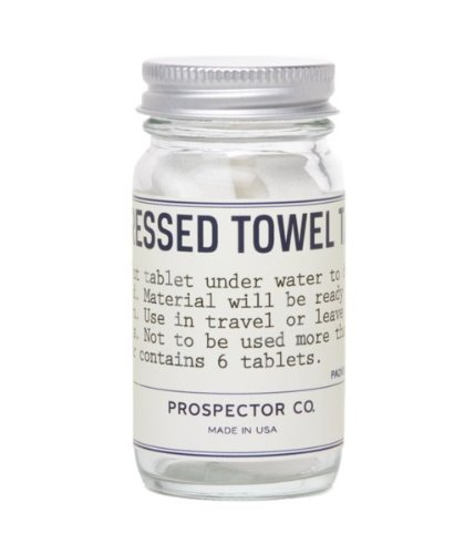 Prospector Co Compressed Towel Tablets product image