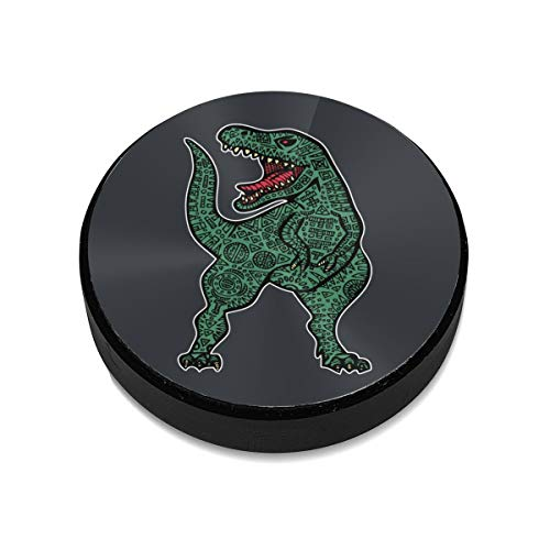 Tattooed T-Rex Universal Magnetic Mount Magnetic Car Mount Phone Holder for Cell Phones -