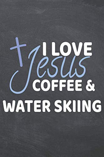 I Love Jesus Coffee & Water Skii...