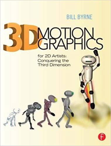 3D Motion Graphics for 2D Artists: Conquering the Third