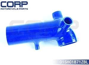 SILICONE INDUCTION HOSE KIT (WITH RESONATOR) SUBARU BRZ 2012- blue