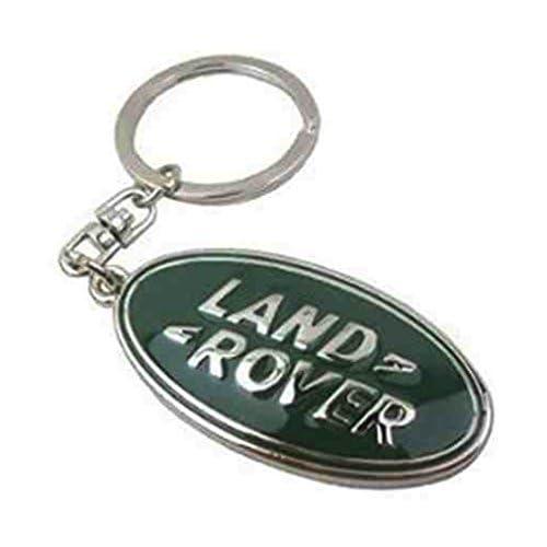 émail unique de haute qualité trousseau Land Rover Porte-clés