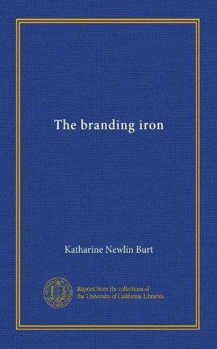 University Branding Iron (The branding iron)