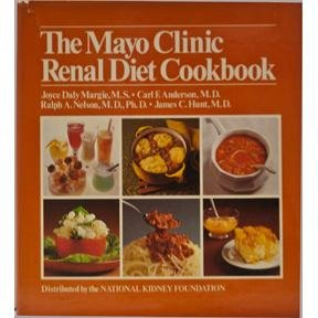 The Mayo Clinic Renal Diet Cookbook