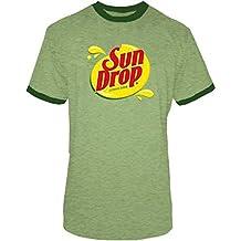Sun Drop Citrus Soda Green Costume Mens T-shirt