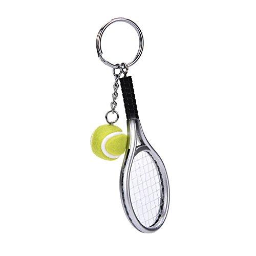 Amazon.com: Lindo Mini pelota de tenis y raqueta de tenis ...