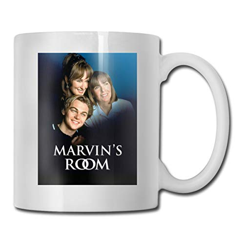 TheresTaalaMaria Marvin's Room Large Unique Mug Tea Cup Coffee Cups For Women Dad Perfect Gifts11.6 Oz