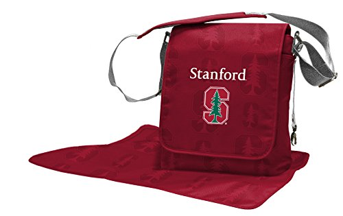 ncaa college collection diaper messenger