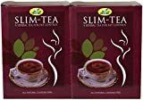 Gorkha Himalayan Herbal Slim Tea for Weight Loss 2 Bulk Pack 200g Natural Lipolytic Action of Herbs Tea Helps in reducing Fat (Obesity) & Keeps Body Slim and Active