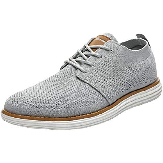 Bruno Marc Men's Mesh Sneakers Oxfords Lightweight Shoes
