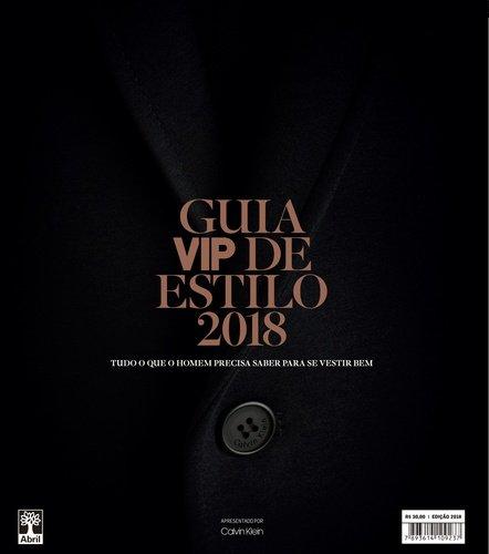 Guia de Estilo Vip. 2018