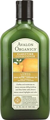 Avalon Organics Clarifying Conditioner Lemon - 11 fl oz - Pack of 1 by Avalon