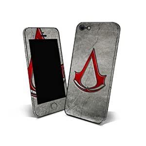 As5 Assassin's Creed Game Sticker Skin Cover iphone 5 5s @Power9shop
