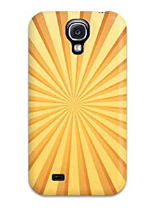 Jessillers SQWztbM6249BRwVm Protective Case For Galaxy S4(retro )