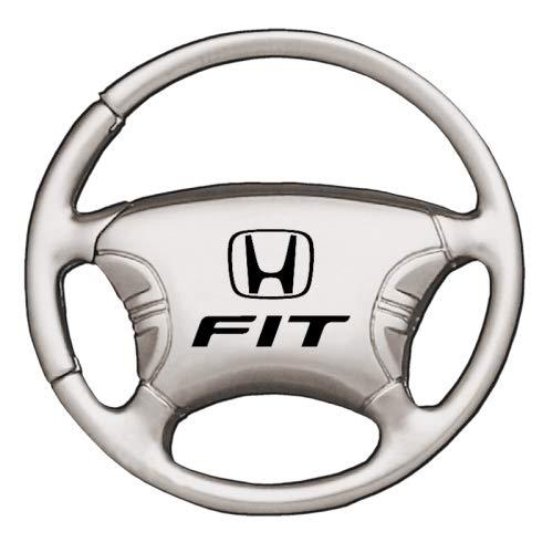- Honda Fit Steering Wheel Key Chain Keychain Keyfob