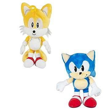Sonic Boom – Sonic – 12 Inch Osito de Peluche – Recieve ni un o de
