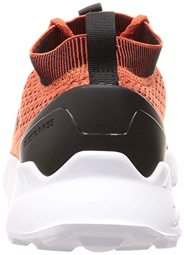 Adidas Questar Rise Arancione Nero Running Scarpe Uomo qarwS7q8