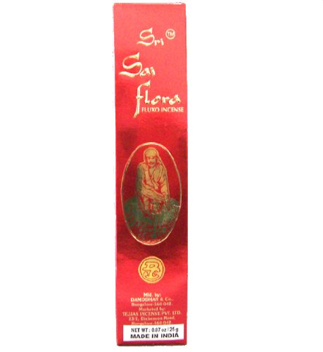 Sai Flora Incense 25g