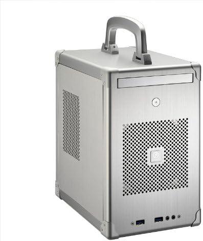 Lian Li PC-TU100 Carcasa de Ordenador Mini-Tower Plata - Caja de ...