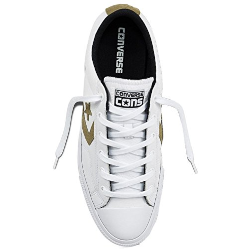 Converse Star Player Ox - Low-Top Hombre White