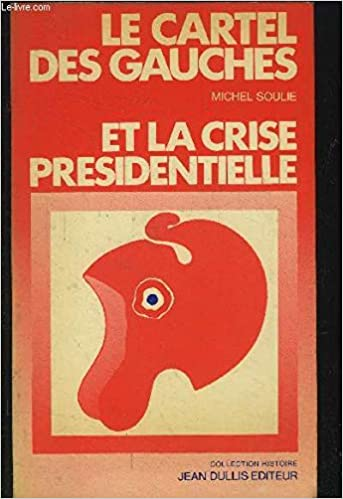 LE CARTEL DES GAUCHES: Amazon.es: SOULIE MICHEL: Libros