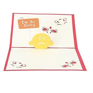wivily hecho a mano 3d Pop Up Tarjetas de felicitación para ...