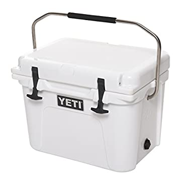 Yeti Roadie 20 Quart Cooler (White)