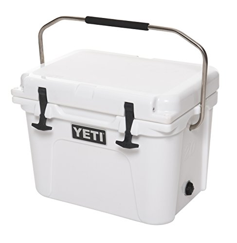 - YETI Roadie 20 Cooler, White