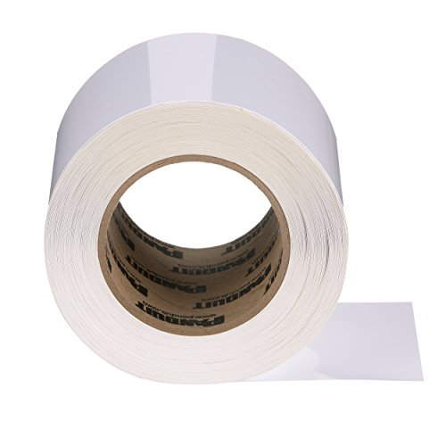 Panduit R100X125V1T Thermal Transfer Label, Vinyl, Clear/White (2,500-Pack) by Panduit (Image #4)