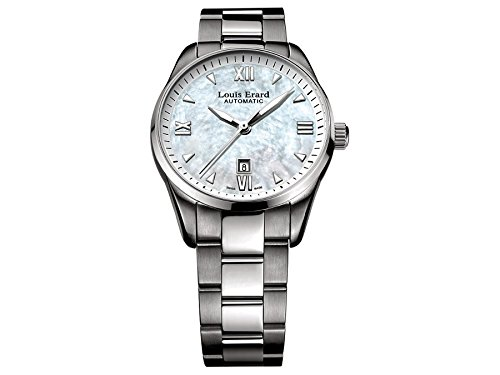 Louis Erard Ladies Watch Heritage Automatic 20100AA04-BMA17