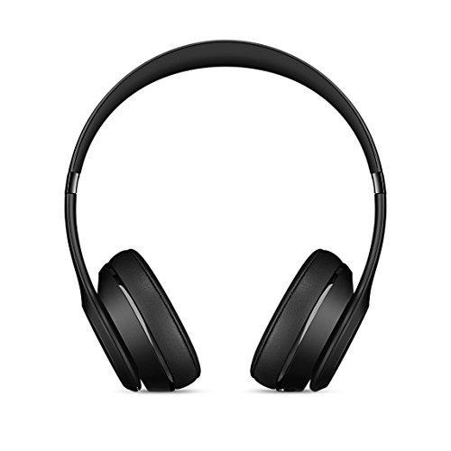 Beats Solo3 Wireless On-Ear Headphones - Black (Certified Refurbished)
