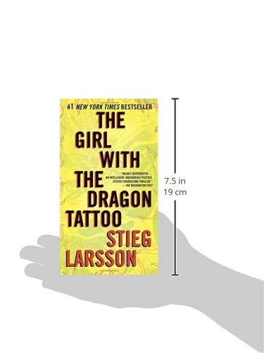genre of the girl with the dragon tattoo