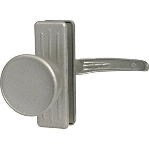 Aluminum Screen and Storm Door Knob Latch 3'' Screw Holes by C.R. Laurence (Image #3)