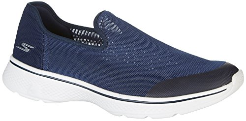 Skechers Performance Men's Go 4-Advance Walking Shoe,Navy,8 M US (Advance Comfort Footwear)
