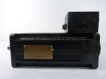 Emerson Blm 6210 4 Brushless Pm Servo Motor 3000rpm 460v