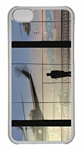 Customized iphone 5C PC Transparent Case - Waltz With Bashir Personalized Cover