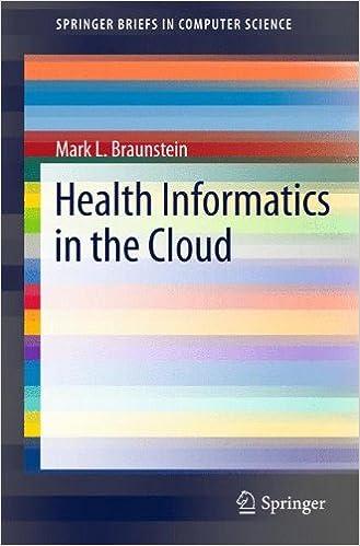 Como Descargar Libros Gratis Health Informatics In The Cloud PDF Gratis