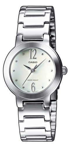 Casio Damenarmbanduhr Casio Collection LTP-1282D-7AEF