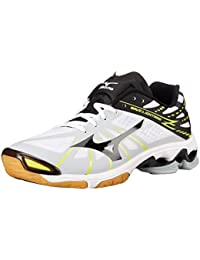 Men's Wave Lightning Z WH-BK Volleyball Shoe