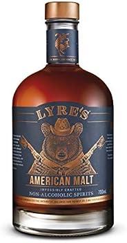Lyre's American Malt Non-Alcoholic Spirit - Bourbon Style | Award Winning | 23.7 F